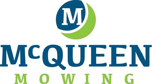 McQueen Mowing Logo